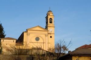 Mezzomerico - Chiesa dei Santi Giacomo e Filippo