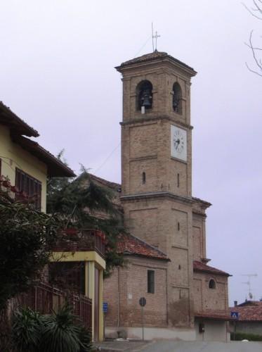 Moransengo - Chiesa di Sant'Agata e San Vitale