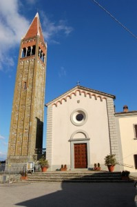 Chiesa di Battifolle