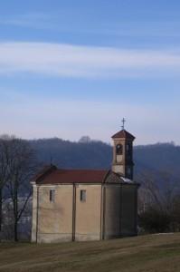 Chiesa nei prati