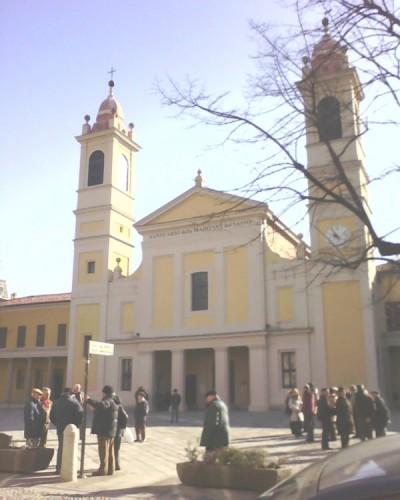 Sasso Marconi - Santuario della Madonna del Sasso