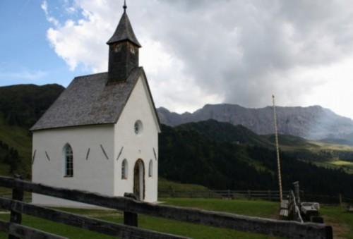 Selva di Val Gardena - Chiesa di montagna