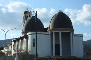 Santissima Trinità - località Velina