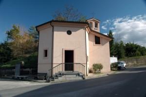 Castelliri - Cappellina della Madonna di Loreto