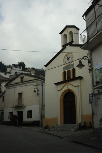 Castronuovo di Sant'Andrea - Santa Maria alla Stella