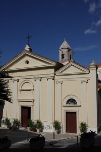 Castellabate - Santuario Santa Maria a Mare - Santa Maria di Castellabate