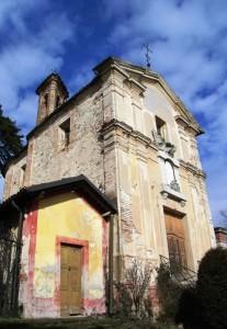 Cappella in rovina