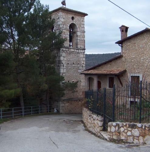 San Pio delle Camere - chiesa di san pio delle camere