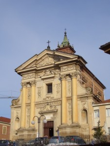 Chiesa di Santa Maria di Musanzia