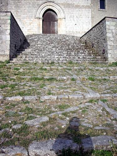 Caltabellotta - La chiesa della Madrice