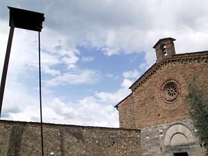 Chiesa di San Jacopo al Tempio - San Gimignano