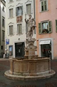 Il Nettuno di Rovereto