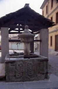 fontana di Exilles, Val di Susa