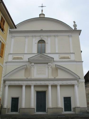 Uscio - Parrocchia di Sant'Ambrogio - Uscio