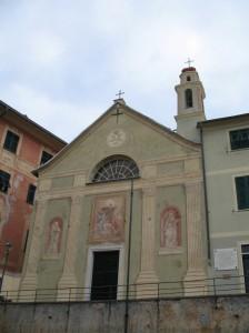 Chiesa della confraternita di Santa Chiara