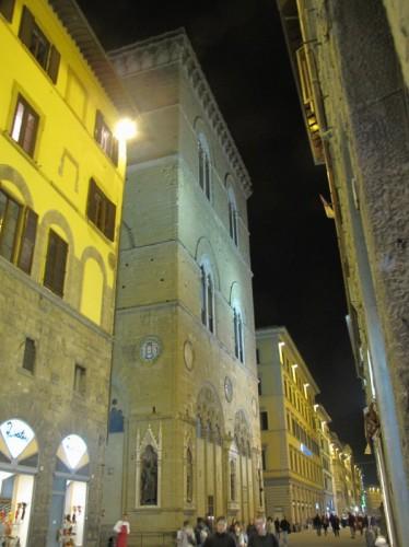 Firenze - CHIESA DI ORSANMICHELE