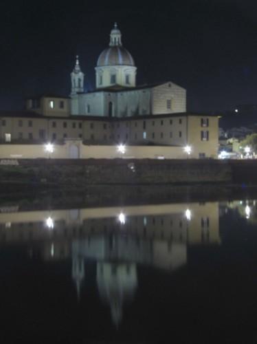 Firenze - CHIESA DEL CESTELLO A FIRENZE