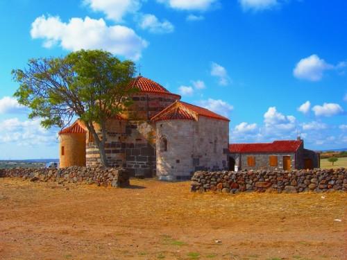 Silanus - Santa Sabina a Silanus