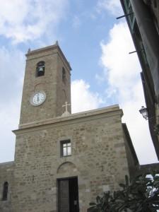 La chiesetta di Vetulonia