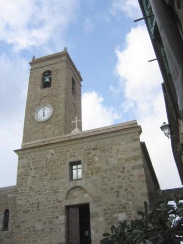 Castiglione della Pescaia - La chiesetta di Vetulonia
