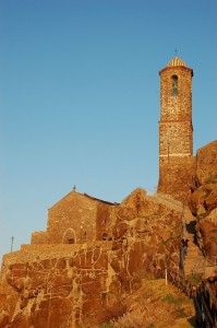 Cattedrale S.Antonio Abate (rosso tramonto)