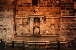 Brescia - Fontana della Pallata