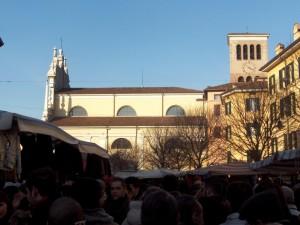 Brescia - Basilica dei Santi Faustino e Giovita