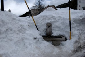 Pietra di neve