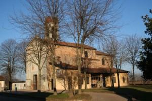 San Michele - un pomeriggio di sole, d'inverno