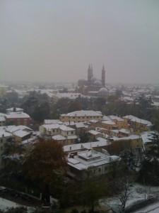 Il santo e la neve