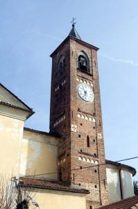 Crescentino - Chiesa della Beata Vergine Assunta