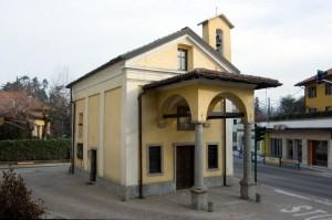 Oleggio Castello - Chiesetta di San Rocco
