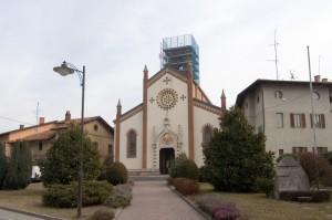 Sandigliano - Chiesa dell'Assunta