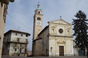 Una delle chiese di Masserano