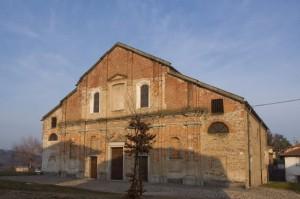 Varallo Pombia - Santuario della Madonna del Rosario