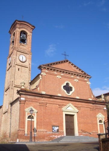 Monale - Chiesa di Santa Caterina