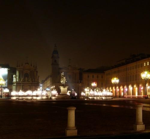Torino - San Carlo, Santa Cristina e 'l Caval 'd Brons
