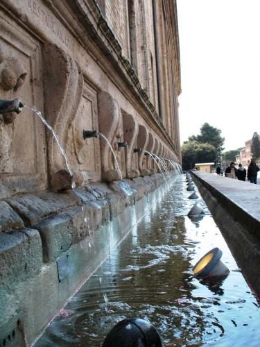 Assisi - ..acqua....