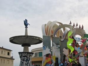 La fontana del Carnevale