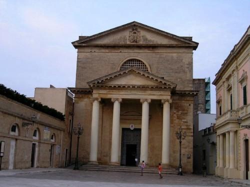 Ugento - Cattedrale di Maria Santissima Assunta in Cielo a Ugento
