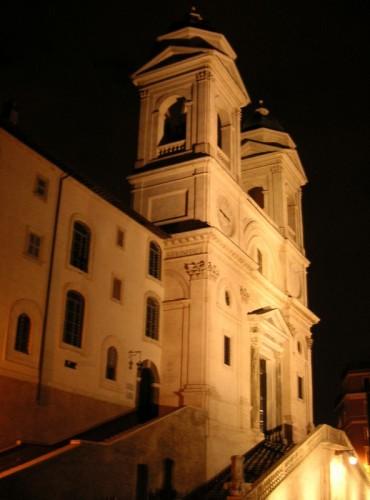 Roma - Trinità dei Monti