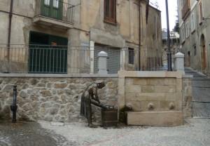 """La fontana della """"Fontanella"""""""