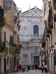 Lecce, Chiesa di Santa Irene