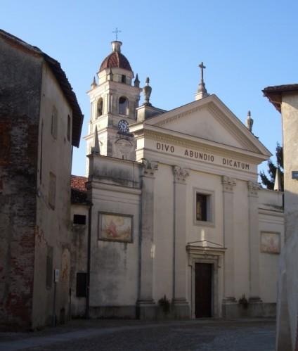 Buronzo - Chiesa di Sant'Abbondio