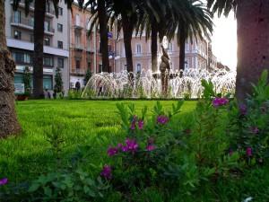 Fontana di piazza Maria Immacolata  - Taranto