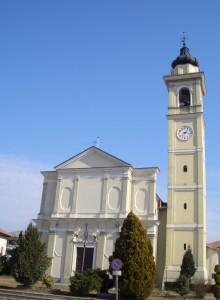 Chiesa di San Giorgio a Vergnasco