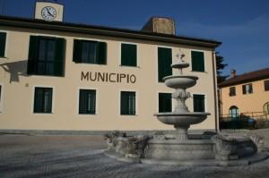 Fontana e Municipio