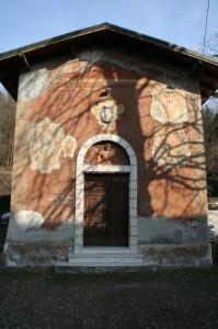 ….sulla strada per il Santuario di Montespineto…