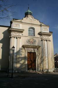 San Lorenzo Martire, lungo il Borbera