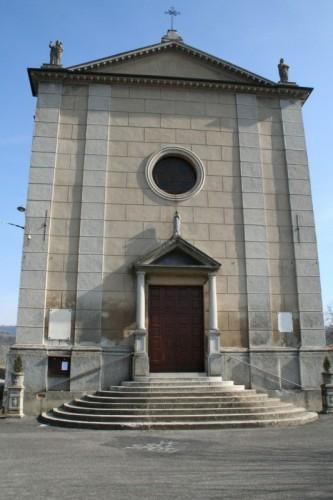 Brignano-Frascata - La Chiesa di Brignano